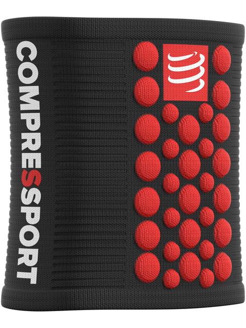 Compressport 3D Dots warmers rood/zwart
